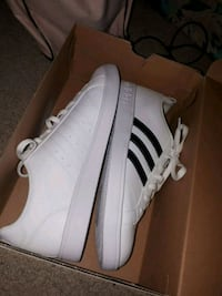 Adidas shoes. 2466 km