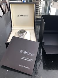 Tag Heuer Men's Watch - SERIOUS ENQUIRIES ONLY!  Brampton, L6T 4W5