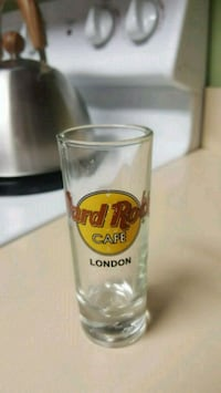 Hard Rock London Shot Glass Daphne, 36526