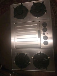 Stainless steel Portable Thermador range