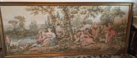 Large Italian needlepoint tapestry Toronto, M2R 3N1