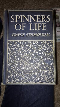 Spinners of Life by Vance Thompson Potomac, 20854