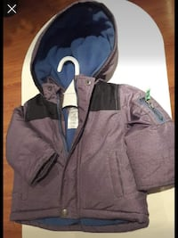 Cater winter jacket