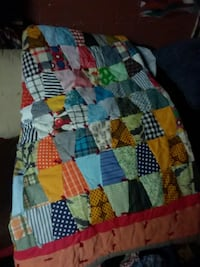 Hand made quilt Brookwood, 35444