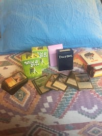 Collection & Deck Magic The Gathering Cards, Holos, Brampton, L6S