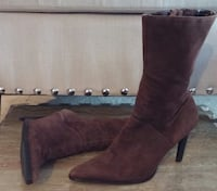 Size 8 Suede Boots Toronto