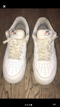 Nike air force. ones Just do it