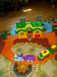 Sesame Street Train Set Joliet, 60431