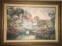 Picture- Stunning framed picture Visalia, 93292