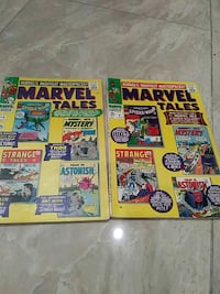 Marvel Tales# 4 and 6