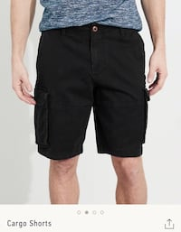 New with tag Hollister Cargo Shorts Size 32 San Diego, 92114