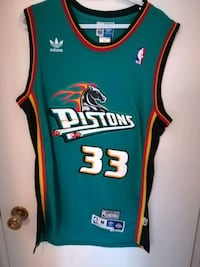Detriot Pistons Jersey - Mens Medium Vancouver, V6K 1V8