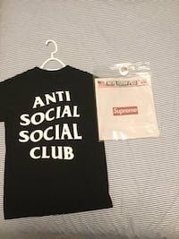 Brand new assc tee 9.5/10 condition worn once selling cheap taking any offers  3744 km