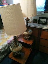 Vintage table lamps Vancouver, 98660