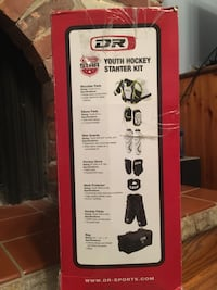 Youth hockey starter kit Oakville, L6L 5C6