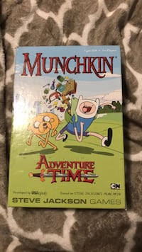 munchkin adventure time board game Vienna, 22180