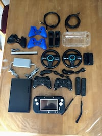 Nintendo Wii U COMPLETE System with ALL Controllers and Cars 3 Vaughan, L6A 2A3