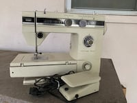 white and gray electric sewing machine Clearwater, 33764