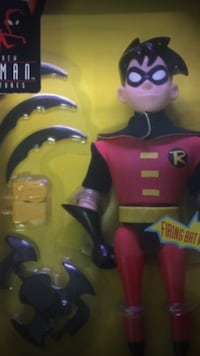 Robin action figure