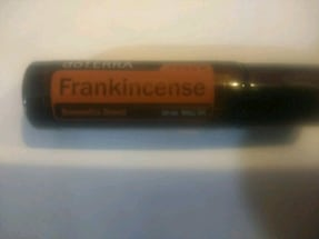 doTERRA frankincense essential oil roll-on