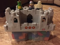 Mega blocks castle set Plus extras Cambridge