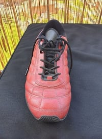 Perry Ellis red Shoes size 45 but fits better for 44 OSLO
