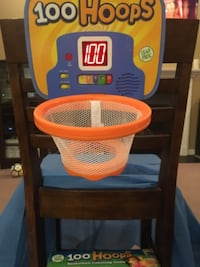 100 Hoops basketball game by Leap Frog