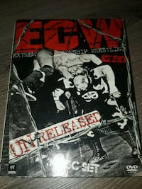 ECW Unreleased Vol.1 (DVD Set) Gaithersburg