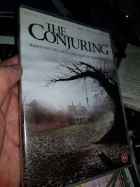 The Conjuring DVD skrekk film Oslo, 0986