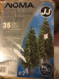 JJ NoMA 35 Inches Christmas Tree BRAND NEW  Toronto, M6P 3C3