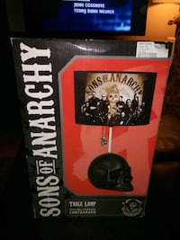 Sons of Anarchy official table lamp Gaithersburg, 20886