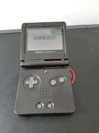 Gameboy advance sp with case Toronto, M1S 5L6
