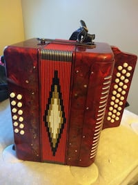Accordion Bonetti  Frederick, 21703