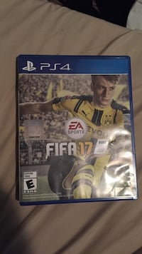FIFA 17 for PS4 St Catharines, L2S 1H6