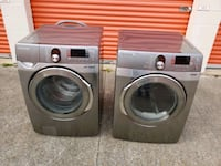 Washer and Dryer Set (Samsung)(Stackable) (60 Day Warranty) Virginia Beach, 23464
