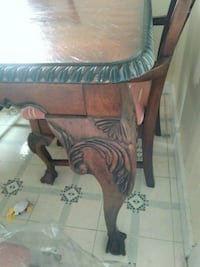 Beautiful dining room table w/6 chairs Boston, 02124