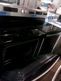 Whirlpool stainless steel stove electric brand new Baltimore, 21223