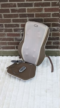 Cushion Massage Homedics Shiatsu Heat Mcs Beauty Model 370H Kirkland