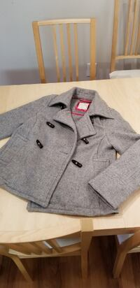 Wool Peacoat Fairfax