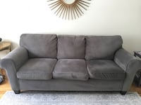 Gray couch Clarks Summit, 18411