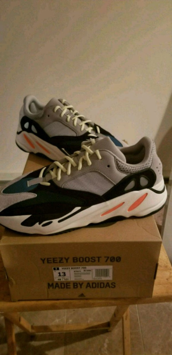 4d2a550cc35c8 Used Adidas Wave Runner Yeezy 700 size 13 for sale in Linden - letgo