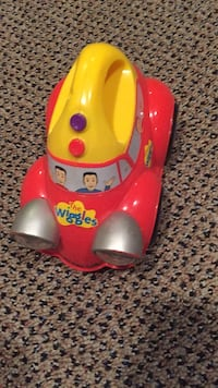 Very hard to find wiggles flashlight with music. Vaughan, L4J 5L7