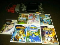 Wii game with 7 games a one joystick Rockford, 61101