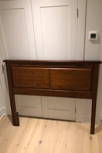 Headboard for double bed.  Surrey, V4N 6S5