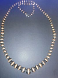 METAL BEADS NECKLACE