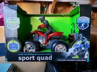 Sport Quad R/C all-terrain vehicle Mississauga, L5L 4H5