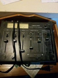 Stereo mixing console Guelph, N1L 1E1