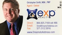 Real Estate agent Oakton