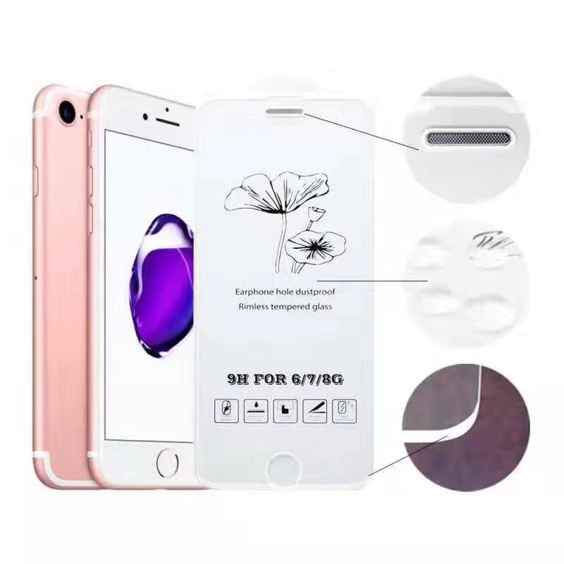 Tempered glass ( all iPhone models)