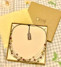 Honora genuine pearl necklace